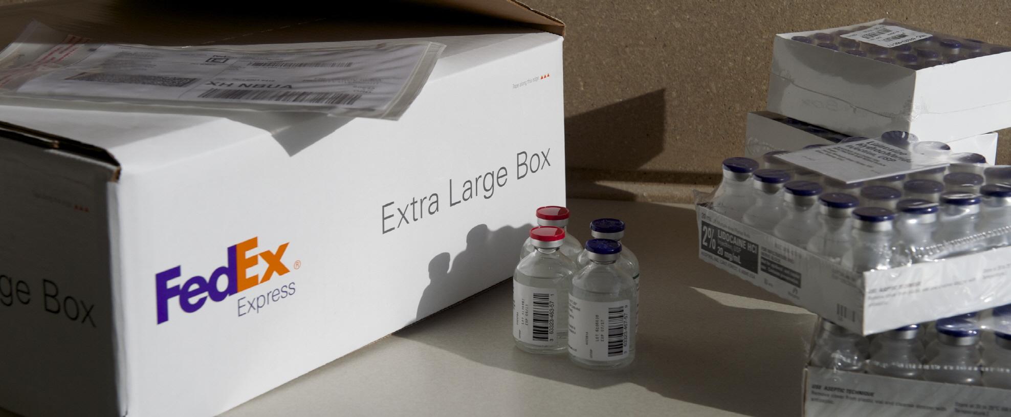 FedEx, 콜드체인센터 개관…헬스케어 물류 서비스 강화