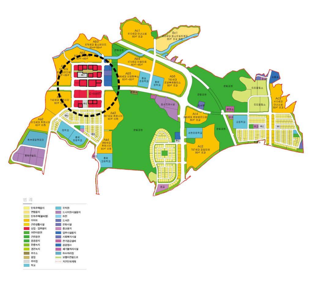LH, 수도권 주요 신도시내 다양한 수익형 토지 신규공급