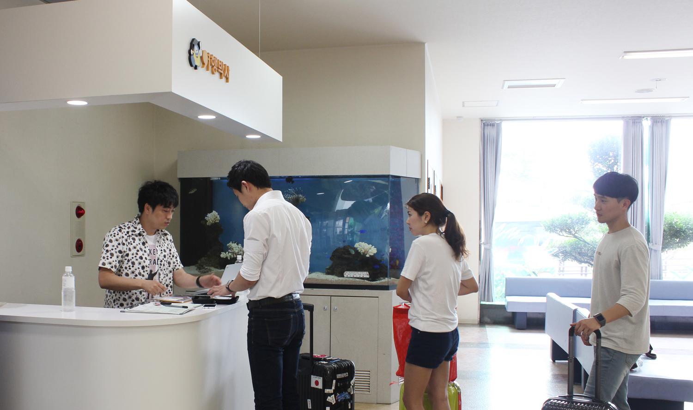 여행박사, 오키나와 렌터카 카운터 오픈