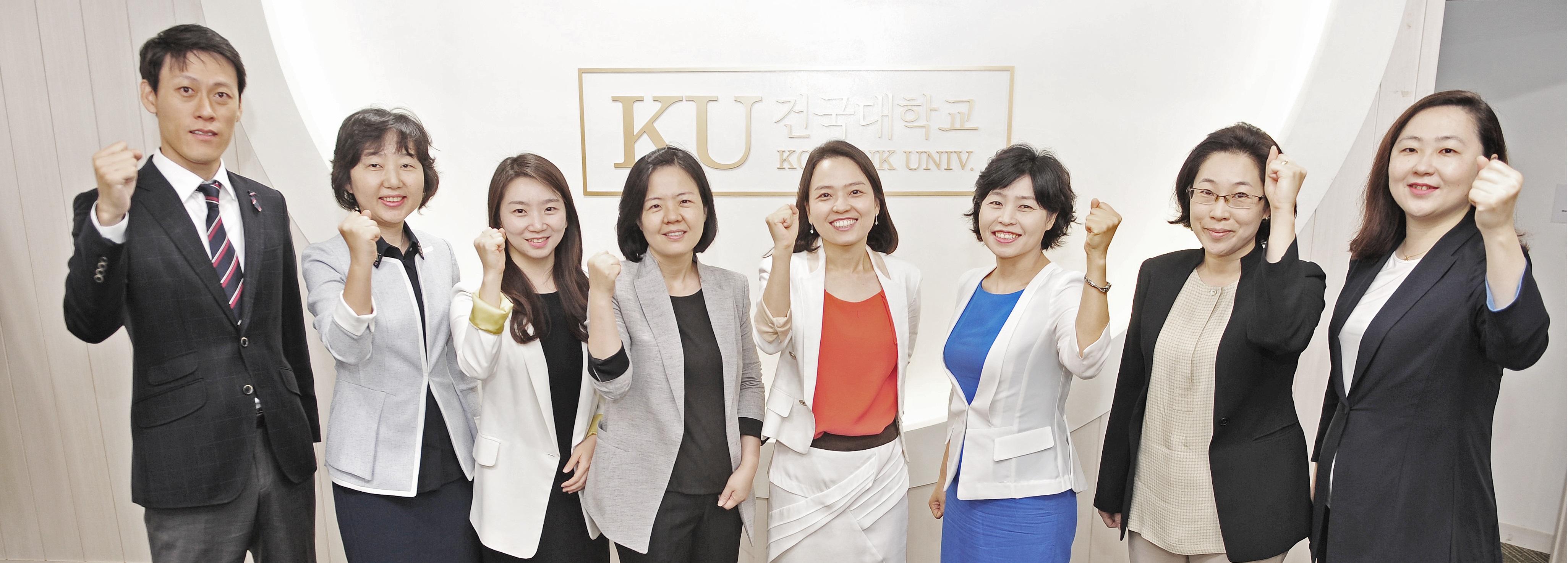 단과대학별 학생 취업 돕는 전담 취업컨설턴트제 도입 분야별 8명의 컨설턴트가 전문적인 개인 맞춤형 진로-취업 상담