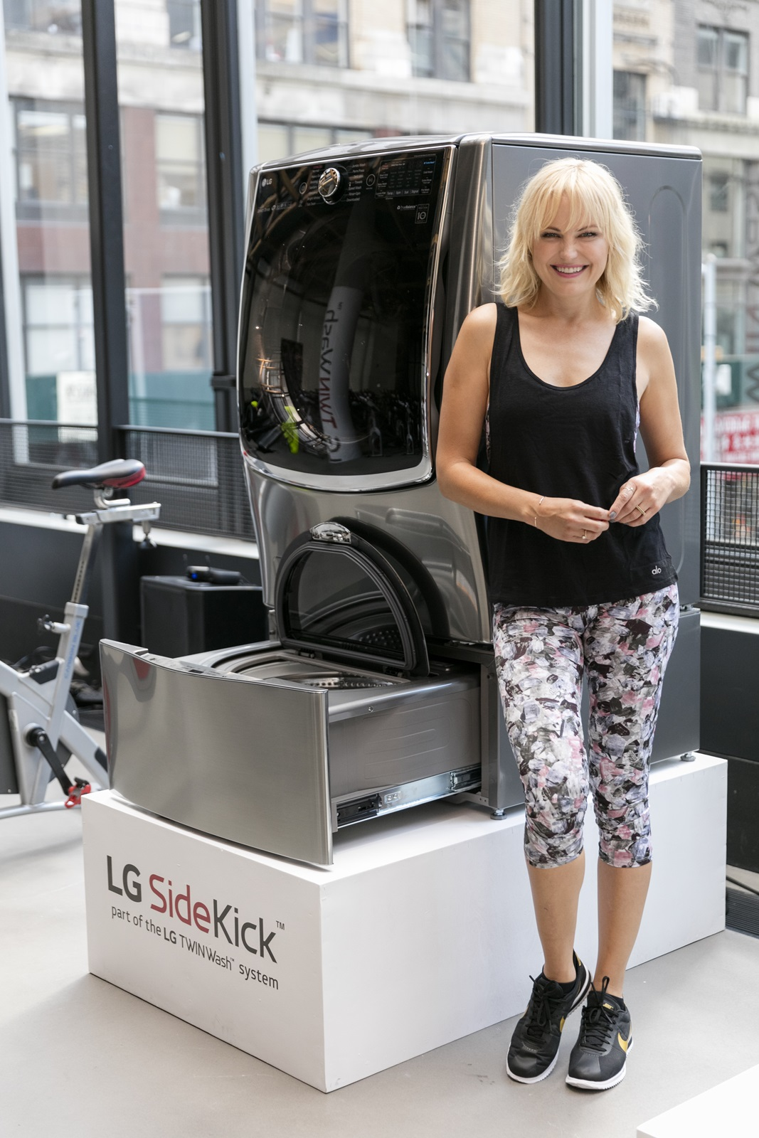 올해 상반기 드럼세탁기 브랜드별 매출액 1위 트윈워시 앞세워 프리미엄 드럼세탁기 판매 확대 차별화된 기술 혁신으로 미국의 세탁 문화 선도